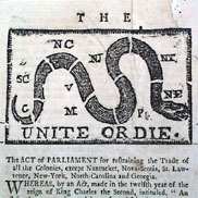Revolutionary War Era newspapers printed in America